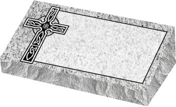 Individual Bevel Markers - Celtic Cross