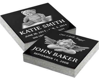Infant Grave Markers