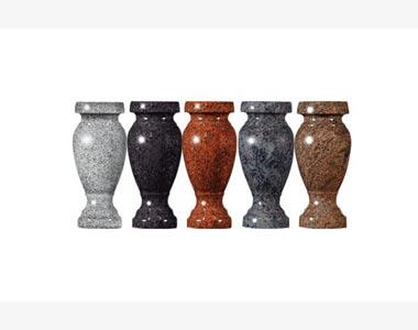 Cemetery Vases & Porcelains